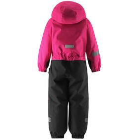 Reima Finn Reimatec Winter Overall Kinderen, raspberry pink